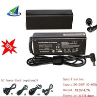 for sony 19.5V 4.7A ac adapter,free shipping,wholesale 100% Guarantee brand new,free power cord