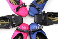 2012 YS Satin flats BLACK BOW FLAT SHOES Small noble flats Free shipping