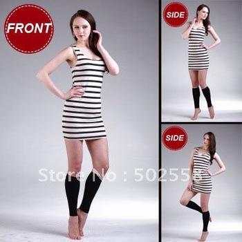2012 new beauty slender Message legging Shaper Upper corset sexy intimates camisole body shaper slim leg A-70