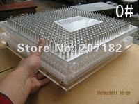 Free Shipping Best Sell (0# Capsule,with Tamping Tool) 600 Holes Manual Capsule Maker,Capsule Filler,Capsule Filling Machine