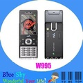 Swiss post free shipping Sony Ericssion W995 quad-band phones