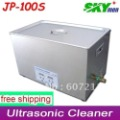 digital panel control ultrasonic cleaner with stainless steel basket, for car parts