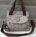 Wholesale-4PCS/LOT.women&#39;s cloth bag.waterproof nylon handbag,with many small bags
