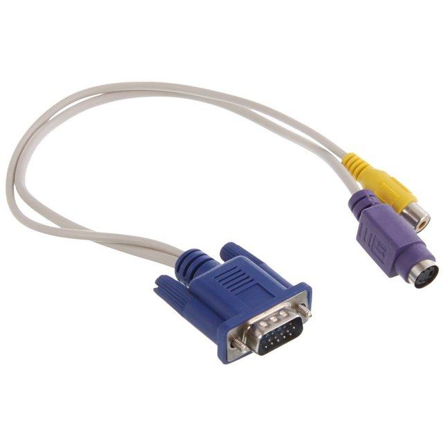 RCA S - видео кабель