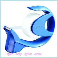 Wholesale Office Series /Desktop Tools /Adhesive Tape Holder /15mm*10m Plastic Adhesive Tape /Top Quality