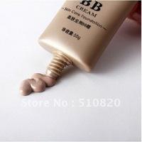 Free shipping 10pcs waterproof BB Cream/Whitening BB Cream/Facial Cream 2