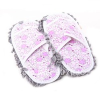 HOT Selling!!Retail&amp;amp;Wholesale Floral scattered wipe slippers+free shipping