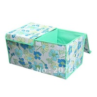 HOT Selling!!Retail&Wholesale Flowers dual cover finishing box+free shipping