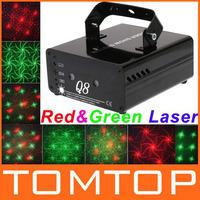 Светодиодное освещение Tomtop 151 RGB 7 PAR 64 DMX 512 DJ H8493