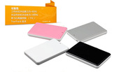 500GB mobile hard disk Usb 2.0 portable hard drive 2.5inch HDD Free shipping