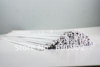 50pcs 3.0*3.0mm square stick ABS Plastic pipe B01-005 50cm length free shipping