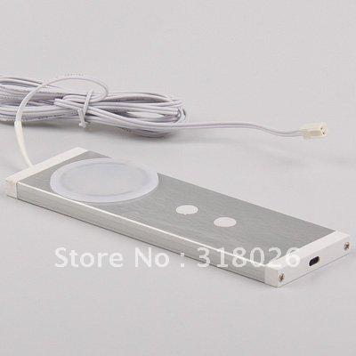 Dimmable Slim Size Smart LED Sensor Drawer Light Super Bright 5050SMD Aluminum 12VDC For Display ShowCase ac(China (Mainland))