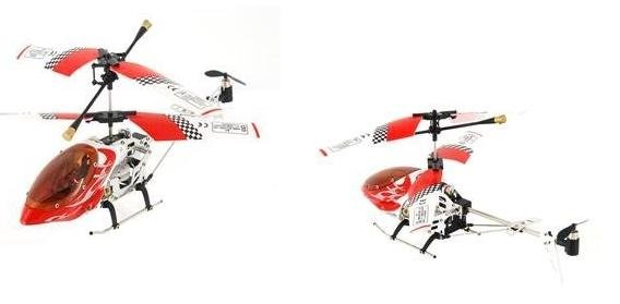 Best price new kids  toys  Swift SH 7.5 inch Metal 3ch Mini RC helicopter 6020 Remote Control with light RTF ready to fly
