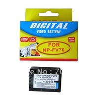 NP-FV70 NPFV70 CAMCORDER BATTERY for SONY NP-FV70 Battery For Sony