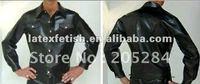 latex shirt latex catsuit 100%latex shirt latex catsuit