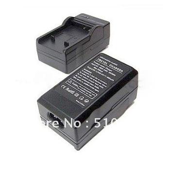 Compact Battery Charger Set for Kodak KLIC-5000 / Fuji NP-60/ Panasonic