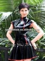 latex dress latex sexy dress latex night dress latex fashion