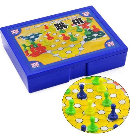 Free Shipping Checkers Educational toys children /adult Game MiNi toy/ ...