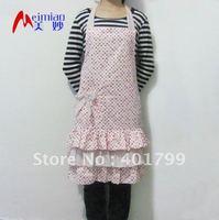 Beautiful lady's apron
