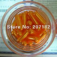 (10,000pcs/pack) separated 0# pearl yellow gelatin capsule,medicine packing,gelatin capsule,empty capsule