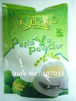 100g/bag economical packing!100% Natural and pure papaya edbile grade