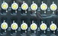 5W white high power led,700ma/6-7V/420-440lm/10000-15000K;USA bridgelux 45mil chip