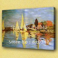 Claude Monet paintings,fine art,gift,reproduction,famous painting,handicraft Monet10