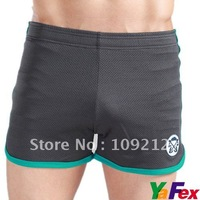 Free Shipping Sex New Sexy Mens Sports Underwear Short Boxers Briefs 4 Size XS~L  CL2541