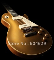 Guitar Musical Instruments model in the template golden Electric Guitar