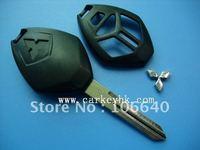 Free shipping Mitsubishi key cover,4 buttons remote key shell& key blank& key case,car key
