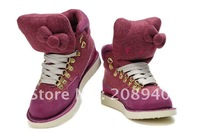 2012 Popular Women Ankle Boot Winter Woman Shoes