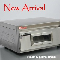 "PERFORNI PE-KN-01A pizza oven, 400X400mm fire stone, 15"" pizza baking, Window with lighting"
