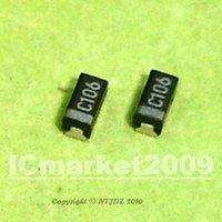 100 PCS 10uF/16V SMT-A 3216-18 Chip Tantalum capacitor C106 SMD 16V 10UF 3216