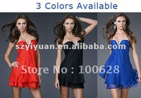 2012 Latest Sweetheart Short Cocktail Dress/Prom Dress