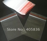 4x6 cm Plastic zip-lock Bags Moisture barrier Pouch Bag free shipping 10000pcs/lot by EMS