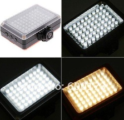10pcs YN-0906 YONGNUO LED Camera Linght Video Light For Canon Nikon Pentax Olympus SLR Camera(China (Mainland))