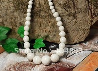 2012 Hot sale  white coral necklace