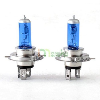 Car H4 Xenon Headlight Bulb 24V 100/90W  Auto Automotive Lighting P43T Base Lamp Light Super White #2671