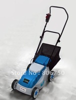 350W Cordless Lawn Mower With Li-ion Battery+Brushless DC Motor+Blades Rotate Speed  3500rpm +Free Shipping