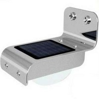free shipping solar garden light, solar wall light.solar sensor liht,solar garage light