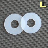 2pcs BJD Joint Silicone Washer Anti-Skid Anti-Wear L