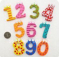 Free shipping Creative Wooden fridge magnet sticker, Fridge magnet,Refrigerator magnet 10packs/lot (15pcs/pack)