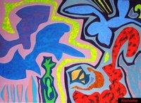 Картина & каллиграфии kixhome картину поп-искусства серии
