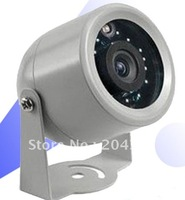 CCTV camera, ccd IR Color 420TVL 12 LED  IR Camera   1.5mm lens