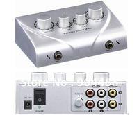 Free shipping .HD-N1  Karaoke concrete  mixer  high quality Karaoke Echo Mixer --Sing a song on PC NB Laptop
