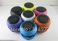 Free shipping   mini sound box Hamburg mini speaker for mp3 .mp4 ,computer ,mobile phone  150pcsso hot