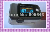 2014 HOT Color OLED Fingertip Pulse Oximeter  with USB