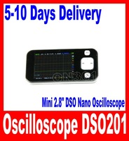 "Handheld , Portable , Pocket and  Mini 2.8"" DSO201 Nano Digital Oscilloscope"