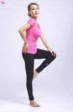 Sexy Long Purple Yoga