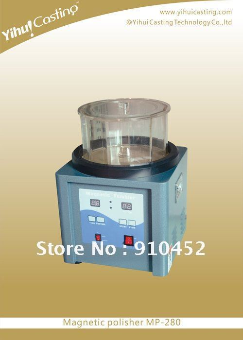 P280New Magnetic Tumbler Electric magnetic polishing machines,jewellery tools and equipment,rotary tumbler,rotary tool(China (Mainland))
